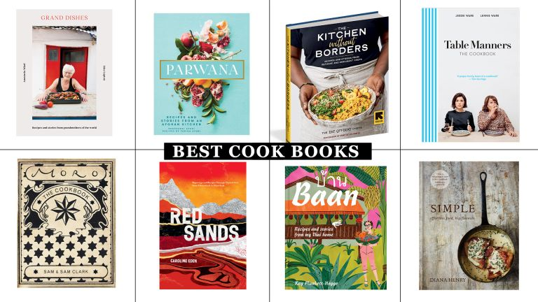 Our pick of the best cook books