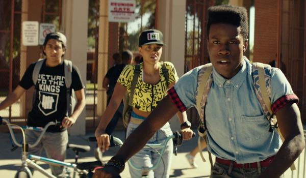 Dope gang on bikes