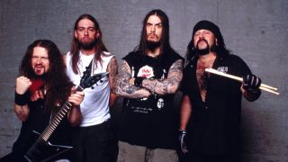 A promotional picture of Pantera