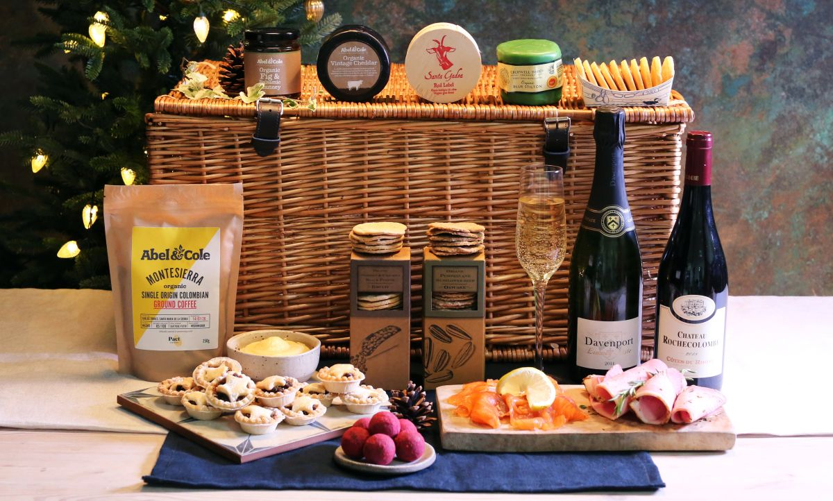 Best Christmas hampers