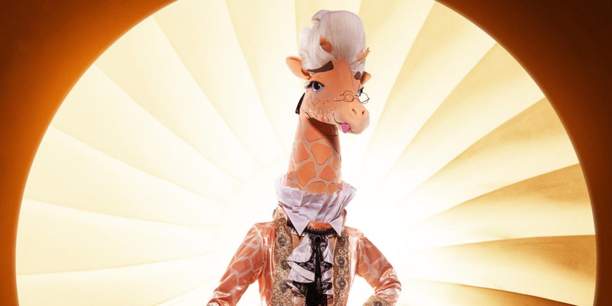 The Masked Singer The Giraffe FOX