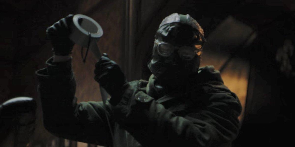 Paul Dano as The Riddler in The Batman
