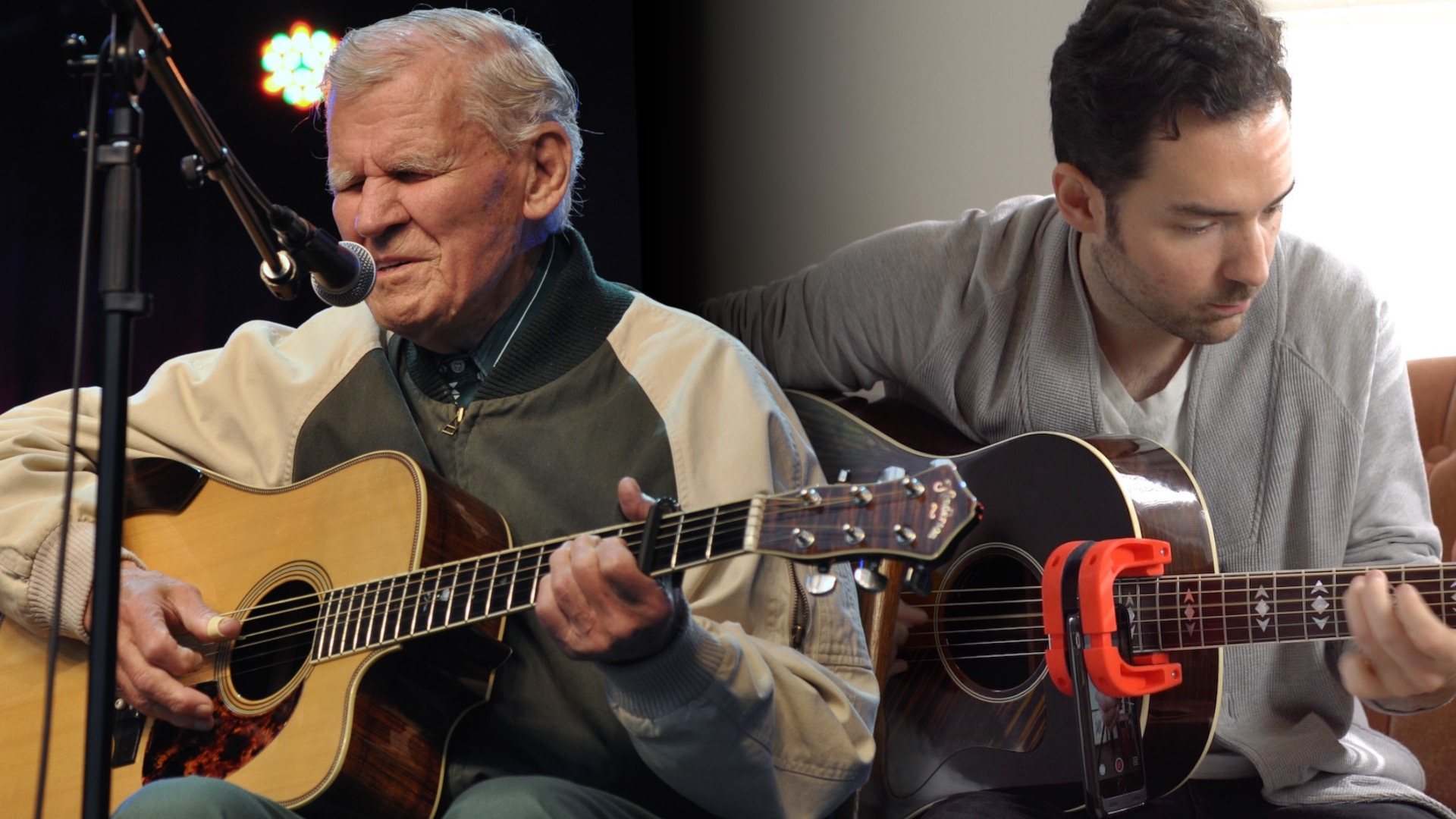 From Doc Watson To Carl Miner The Power Of Bluegrass Crosspicking