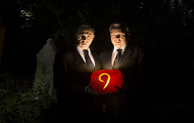 'We've never done anything like this before!' Steve Pemberton and Reece Shearsmith on LIVE episode of Inside No.9