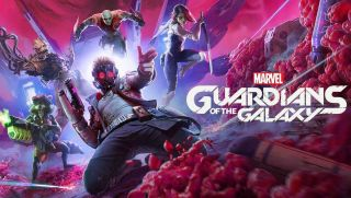 """Players anticipate the new video game """"Marvel's Guardians of the Galaxy."""""""