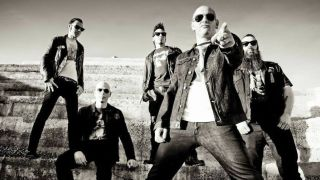 A promotional picture of Stone Sour