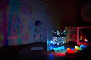 Crayola's Shadow Fx Color Projector