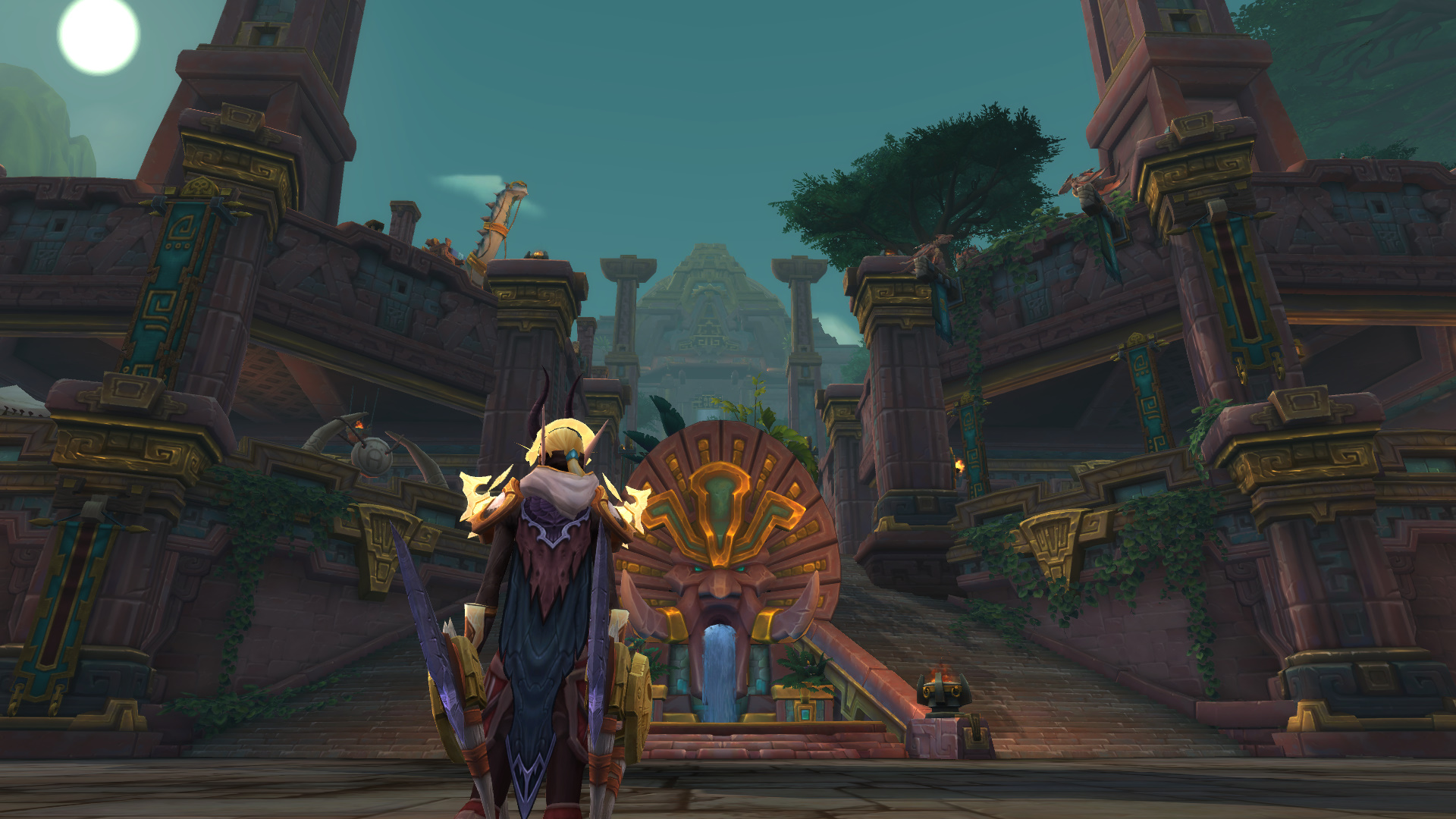 Fight for Azeroth review-in-progress: Bring the world back