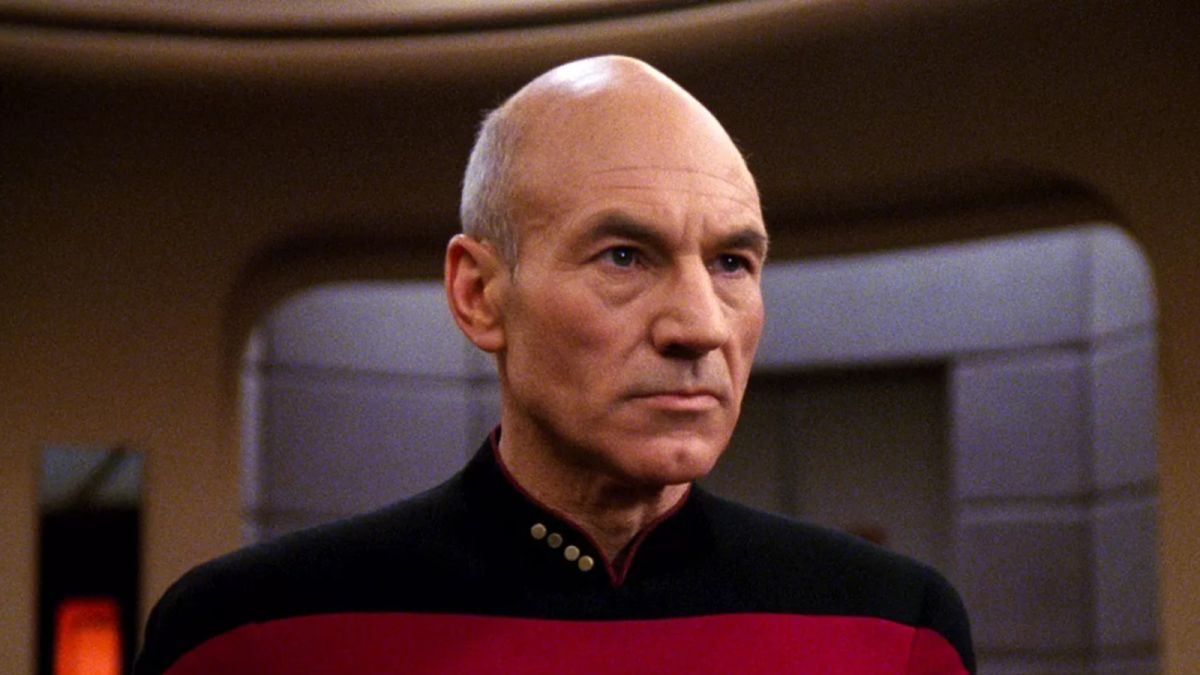 """Patrick Stewart """"would love"""" to play Picard in Quentin Tarantino's Star Trek movie"""