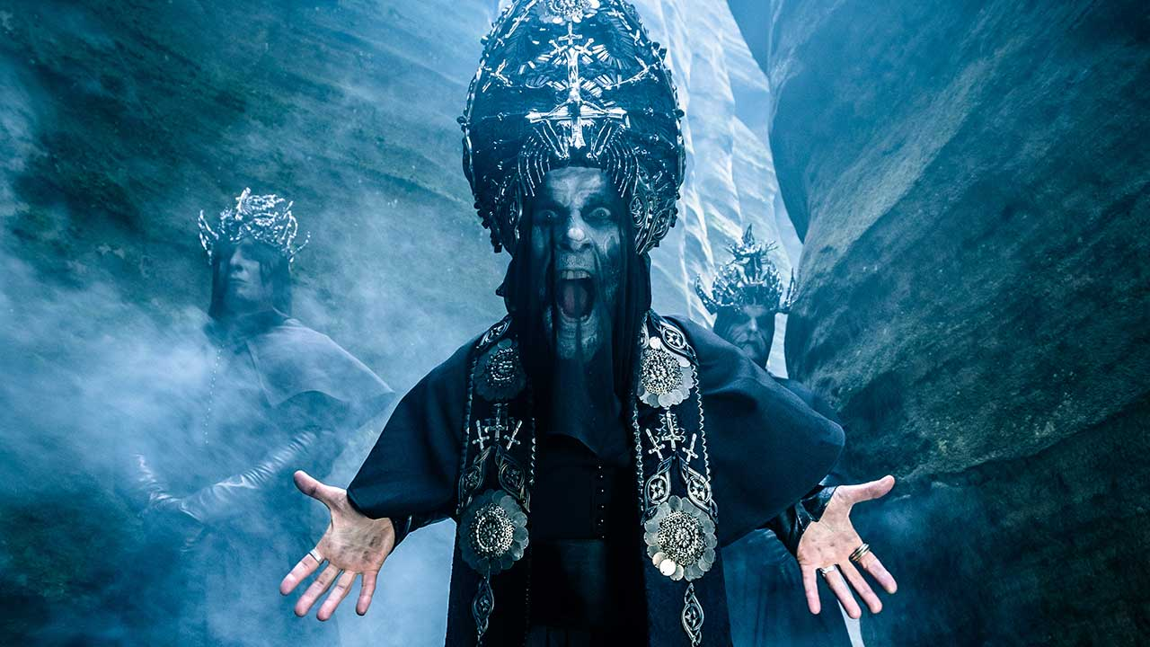 The story behind Behemoth's latest album I Loved You At Your