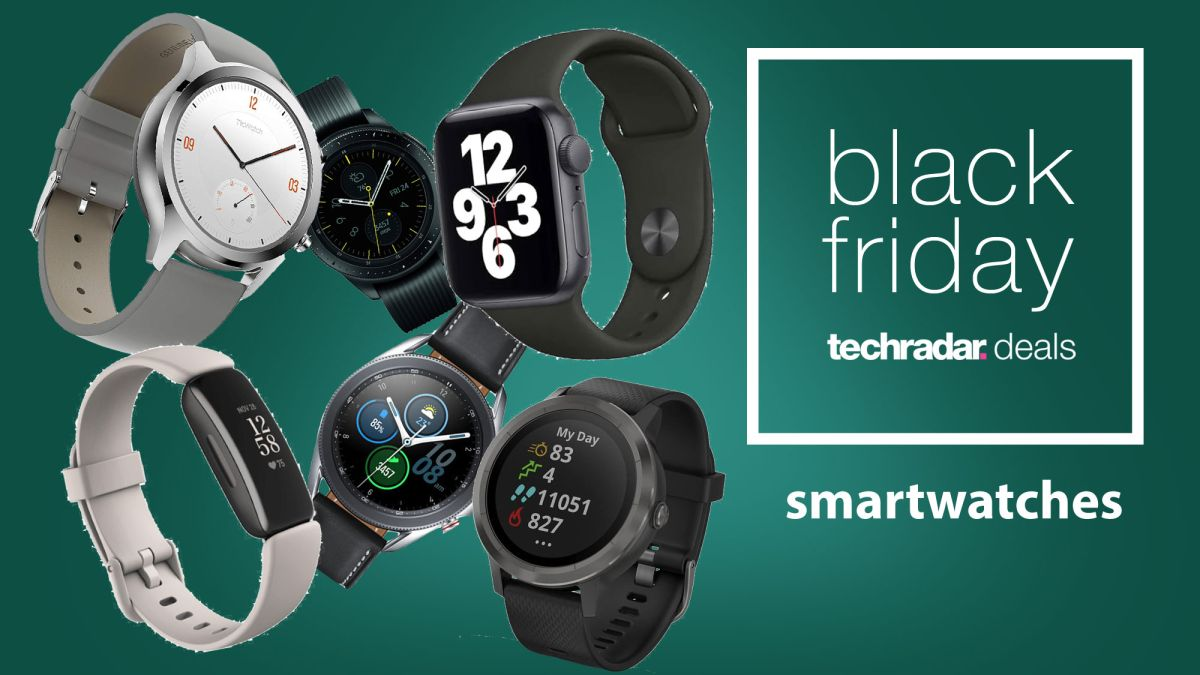 Black Friday smartwatch deals: the top Apple Watch, Wear OS and Fitbit sales