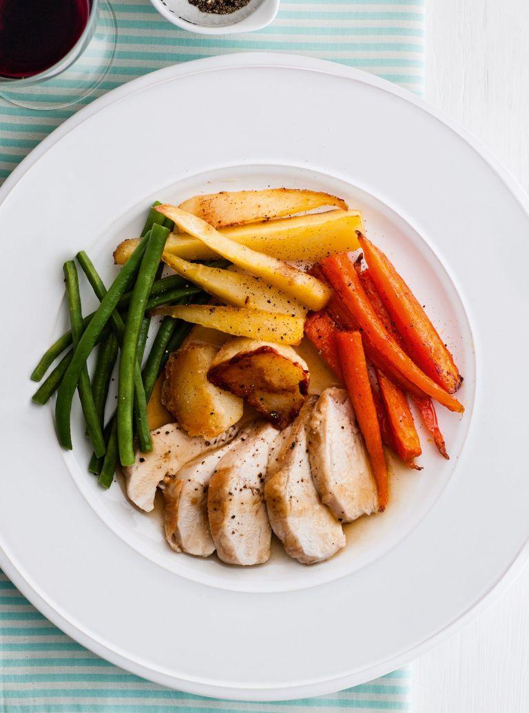 Diet Roast Chicken