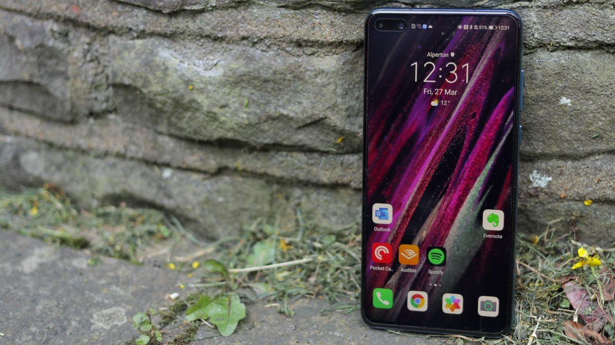 Huawei P40 Pro har ingen 120 Hz-skärm på grund av dessa tvivelaktiga skäl