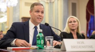 Jim Bridenstine confirmation