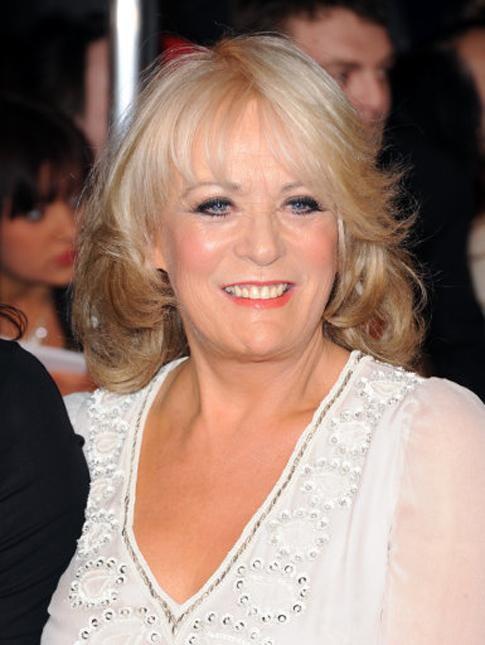 Sherrie Hewson: 'I was jilted by Robert Lindsay'