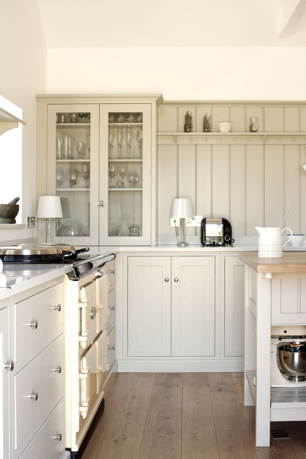 9 cream kitchen ideas that prove beige is back   Real Homes