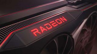 AMD Radeon RX 6000 series graphics card
