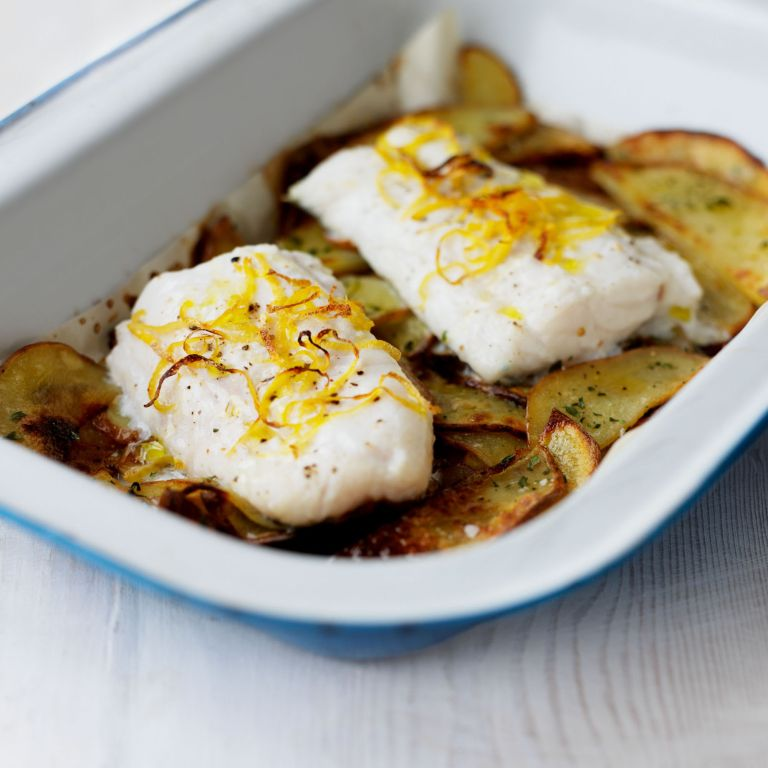 Oven Baked Fish and Chips recipe-fish recipes-recipe ideas-new recipes-woman and home