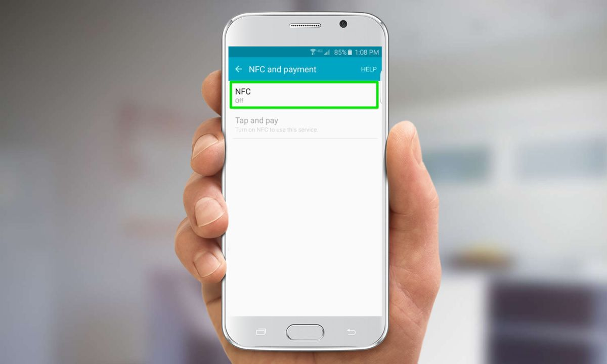 How to Make Mobile Payments with Your Galaxy S6 - Samsung