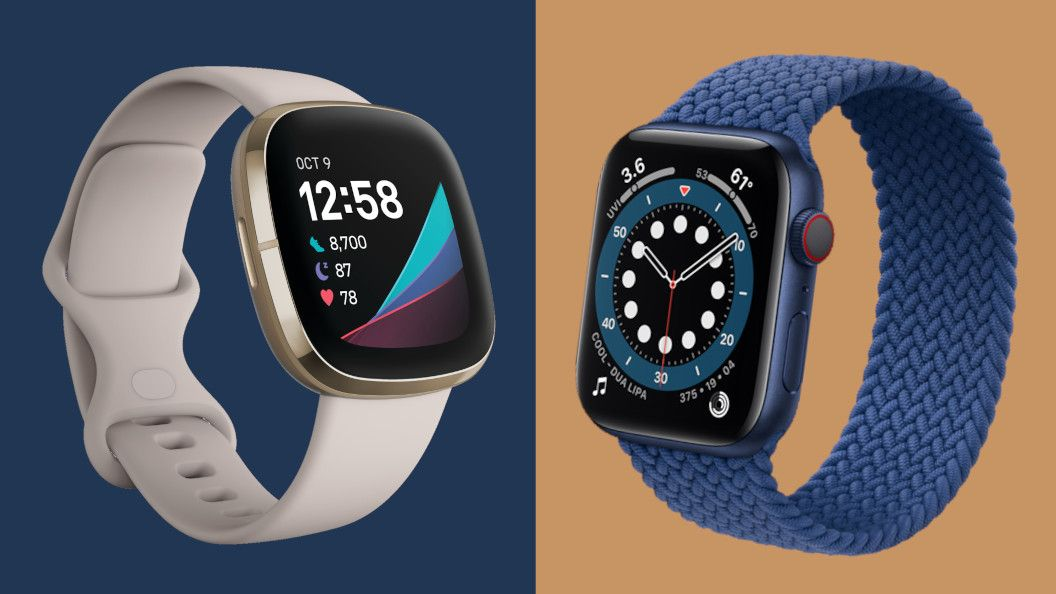 Fitbit Sense vs. Apple Watch 5: Which smartwatch should you