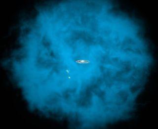 Milky Way's halo