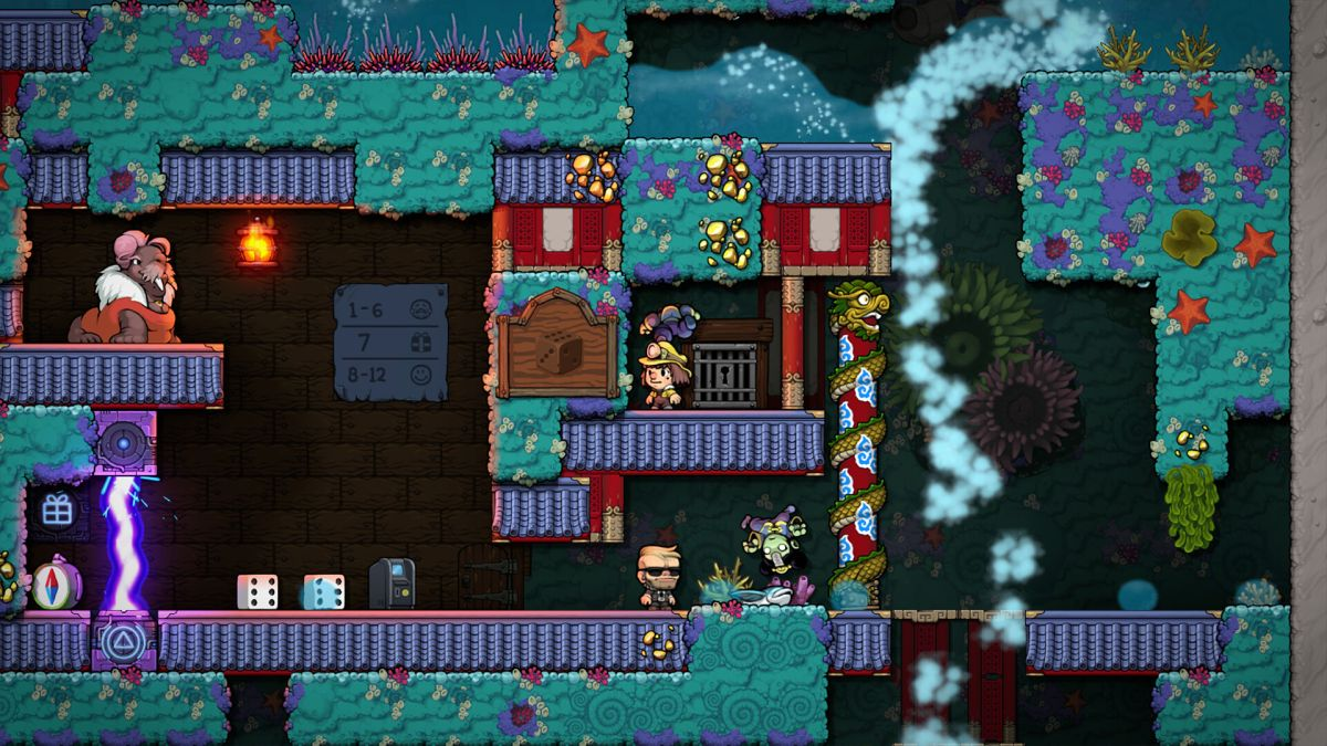 Here are some new Spelunky 2 screenshots to keep you going