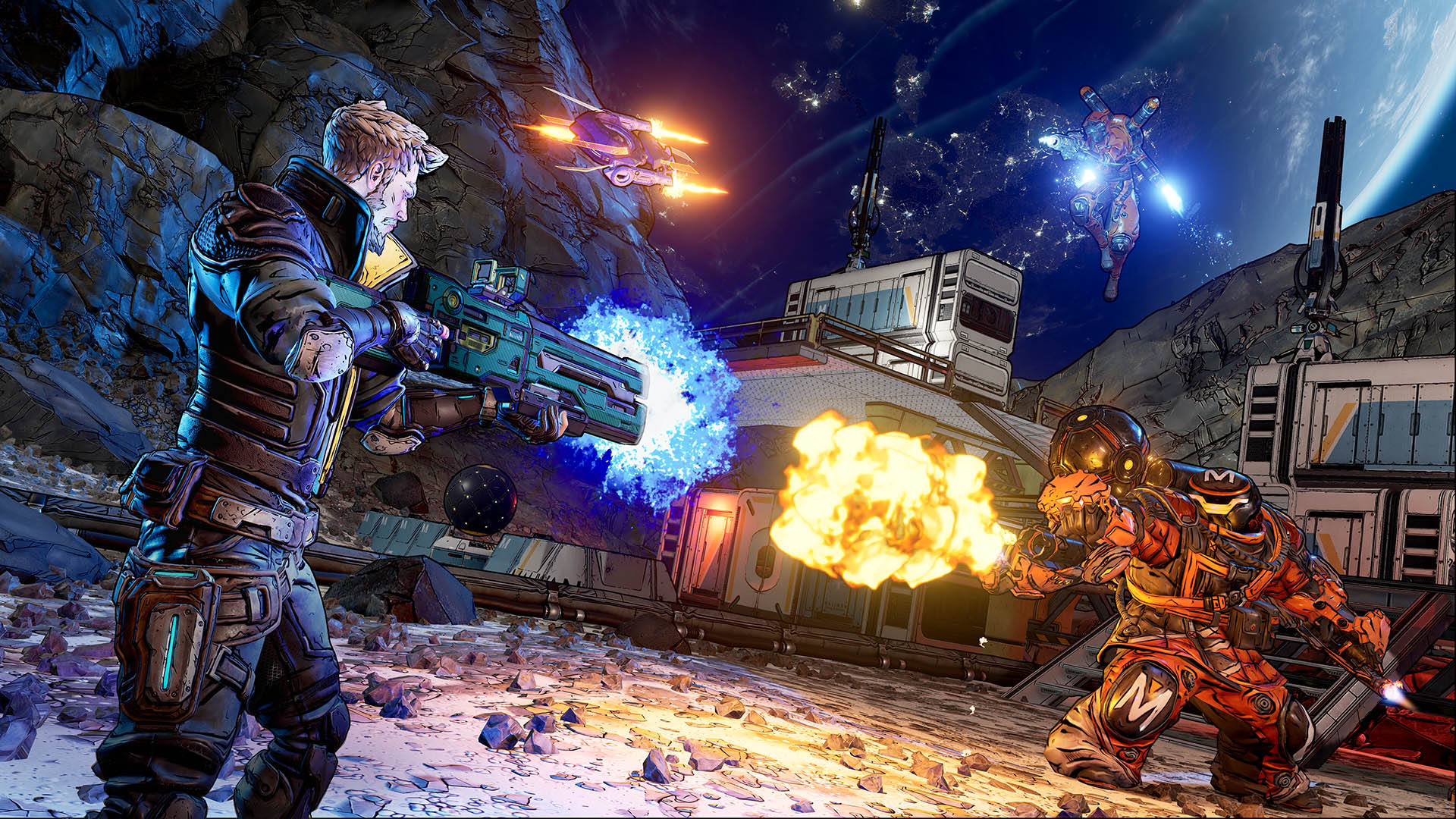 Borderlands 3 Will Be Preloadable On Pc Worldwide Launch
