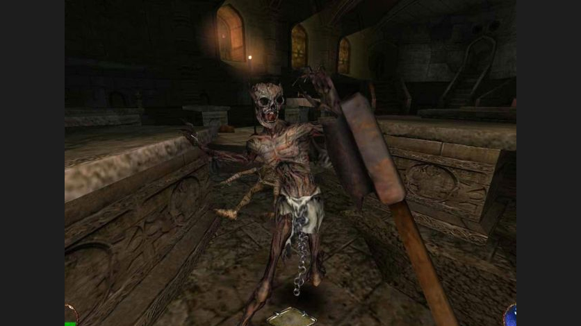 A modder is remaking Arx Fatalis in Unreal Engine 4 and it looks