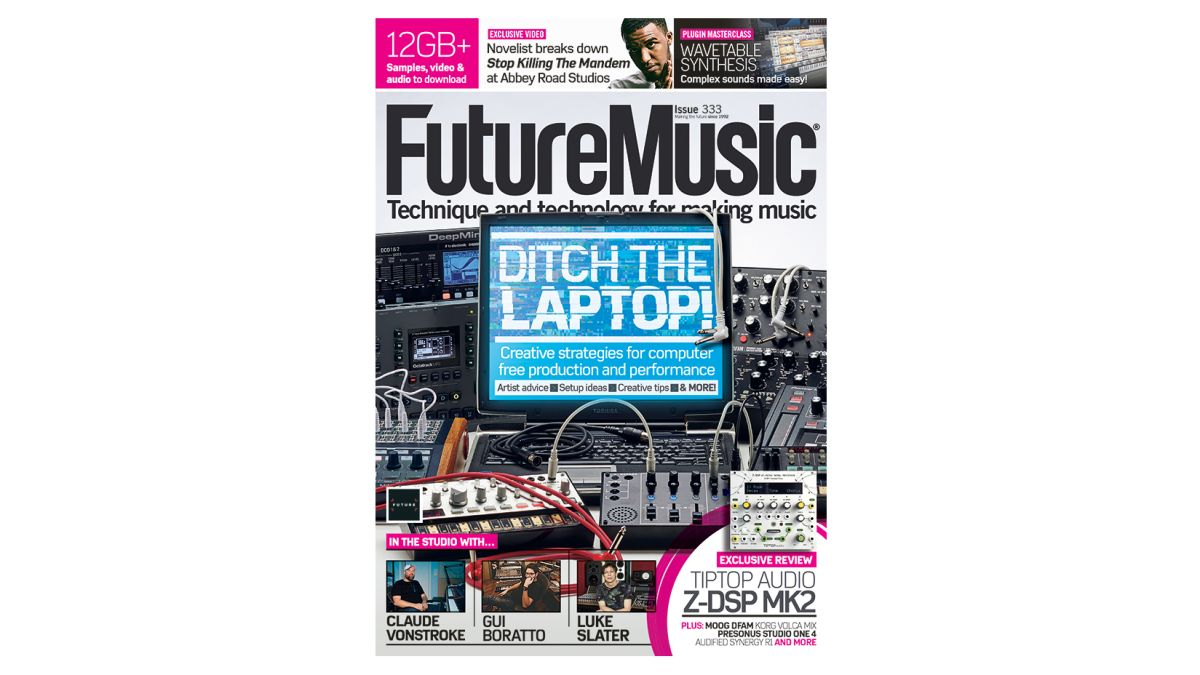 Issue 333 of Future Music is on sale now | MusicRadar