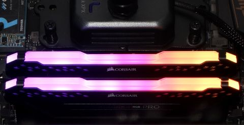 Corsair Vengeance RGB Pro 2x 32GB DDR4-3200
