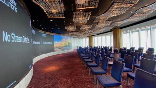 Visionary Solutions PacketAV Matrix Series in the J Hotel, Shanghai Tower