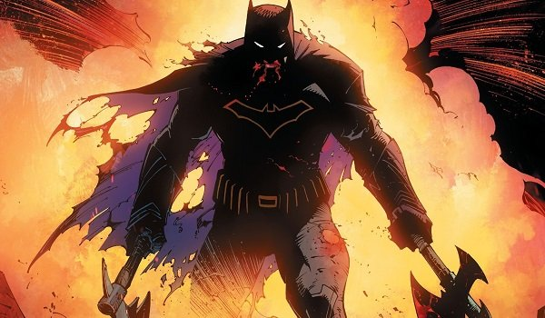 Batman Dark Nights: Metal DC