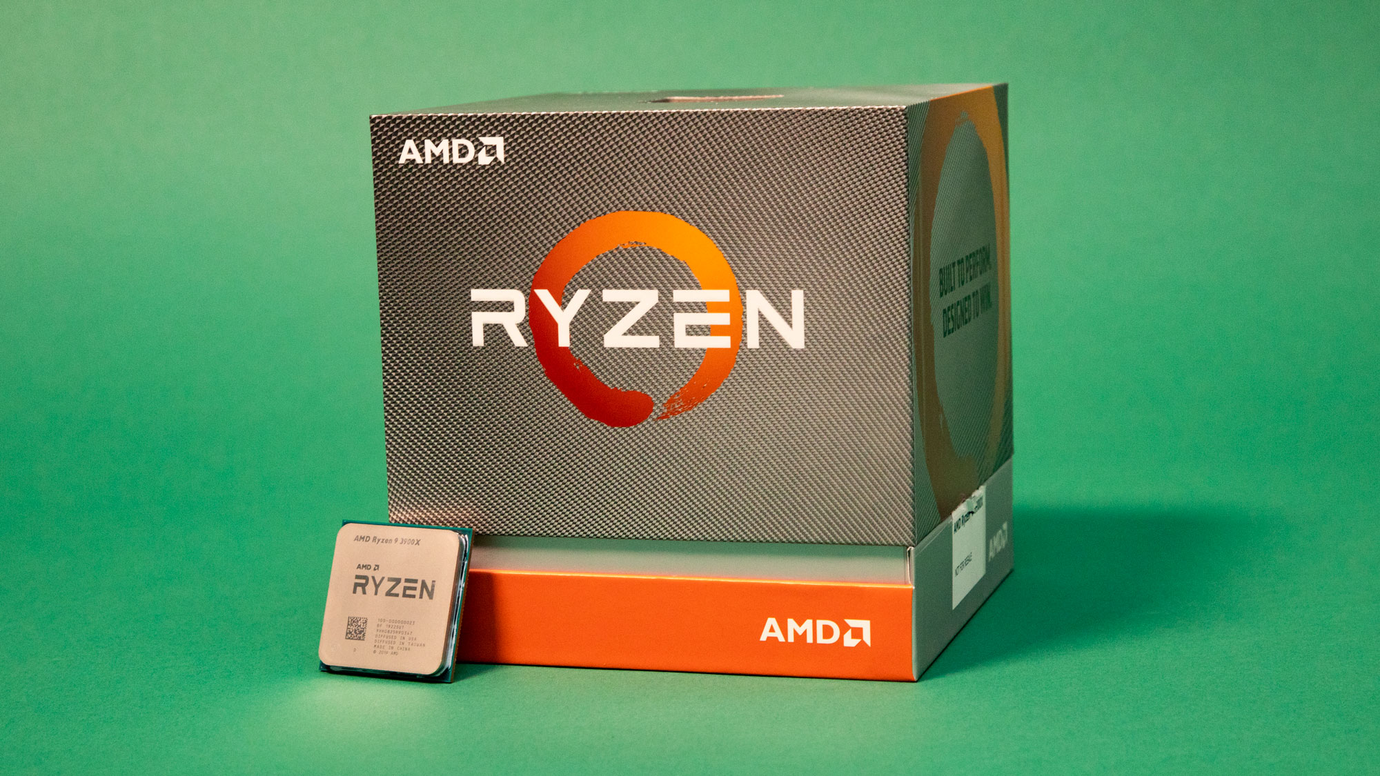 Amd Ryzen 9 3900x Techradar