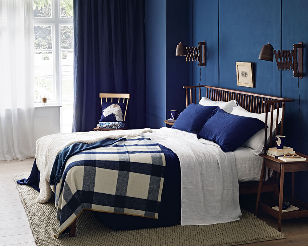Bedroom Colour Ideas Colourful Bedrooms Schemes Homes Gardens