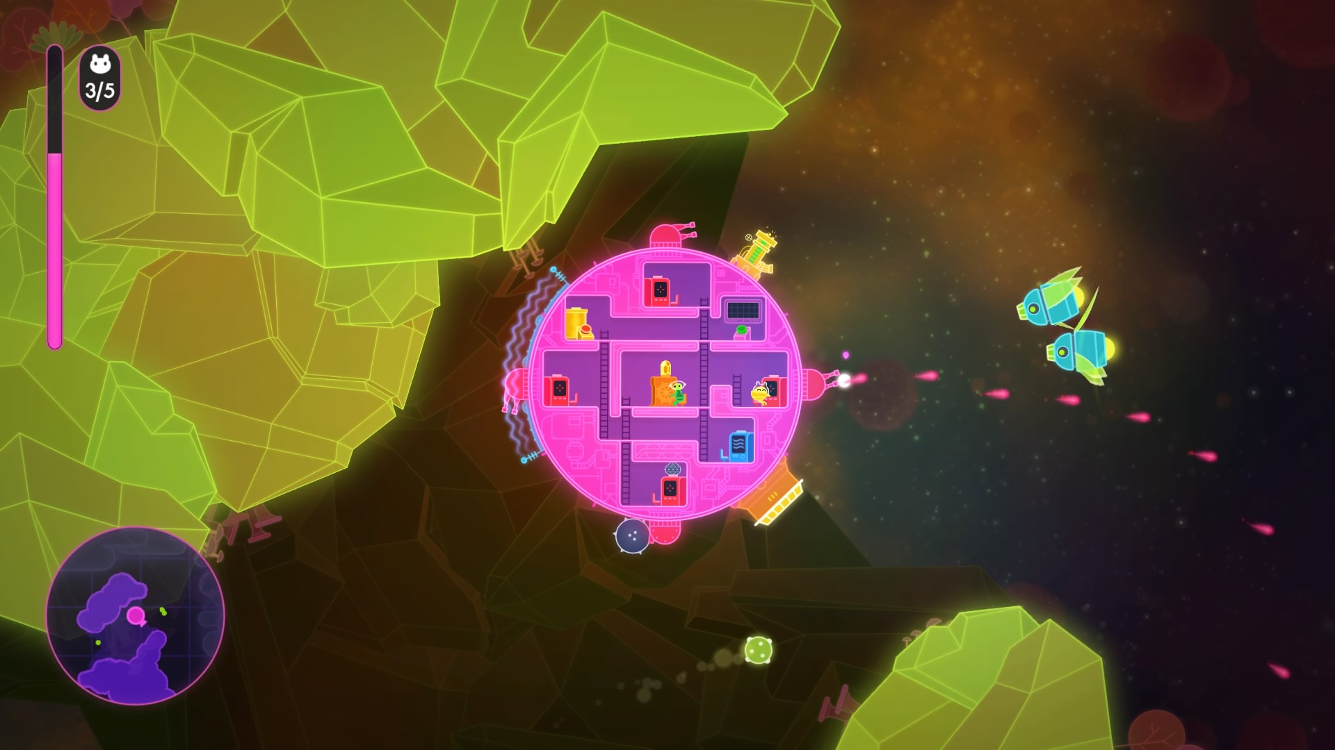 7 Tips For Succeeding At Lovers In A Dangerous Spacetime Gamesradar
