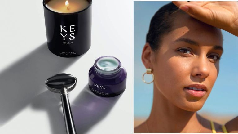 Alicia Keys skincare