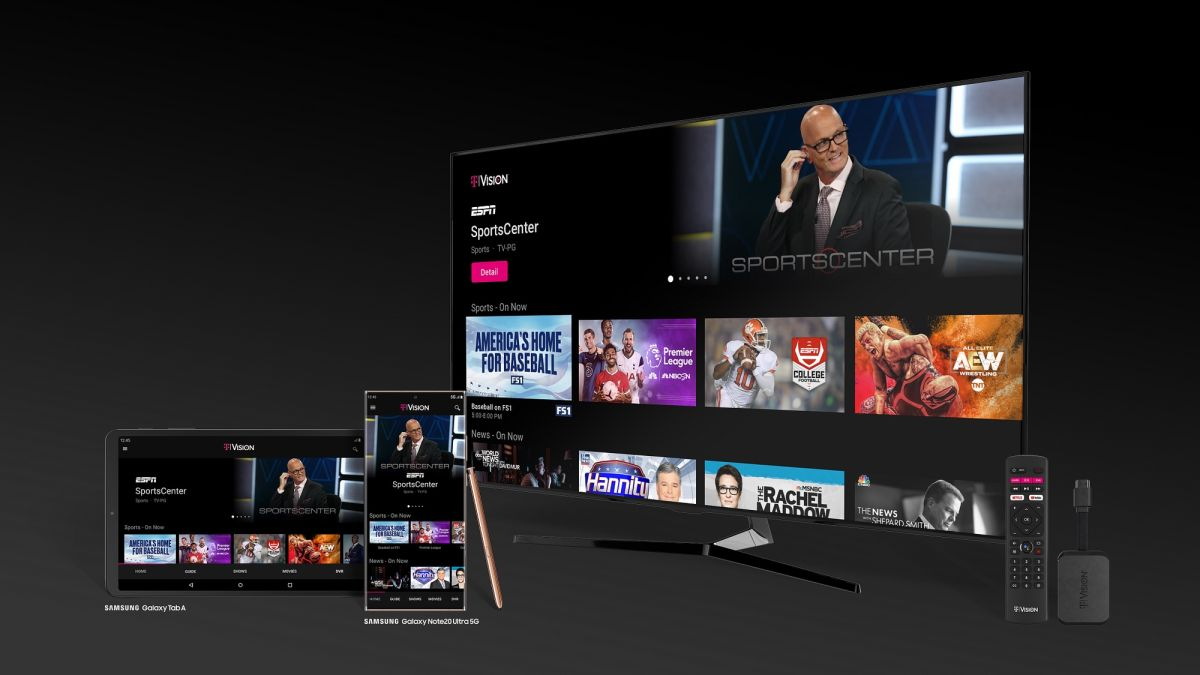 T-Mobile launches cable TV killer starting at $10 a month