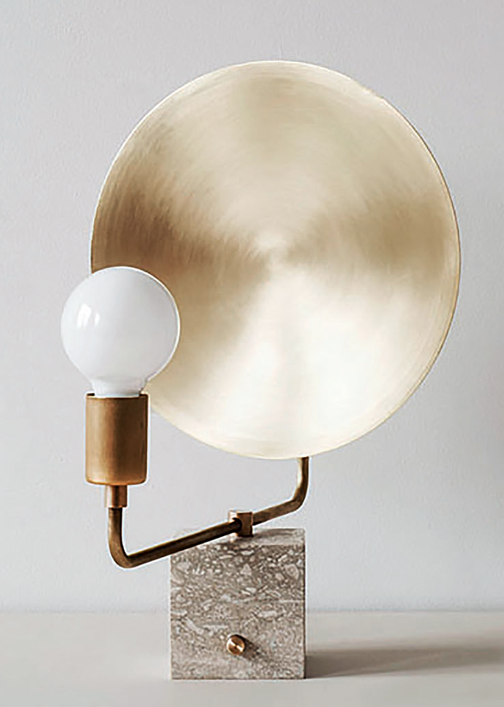 Edited choice six of the best brass table lamps