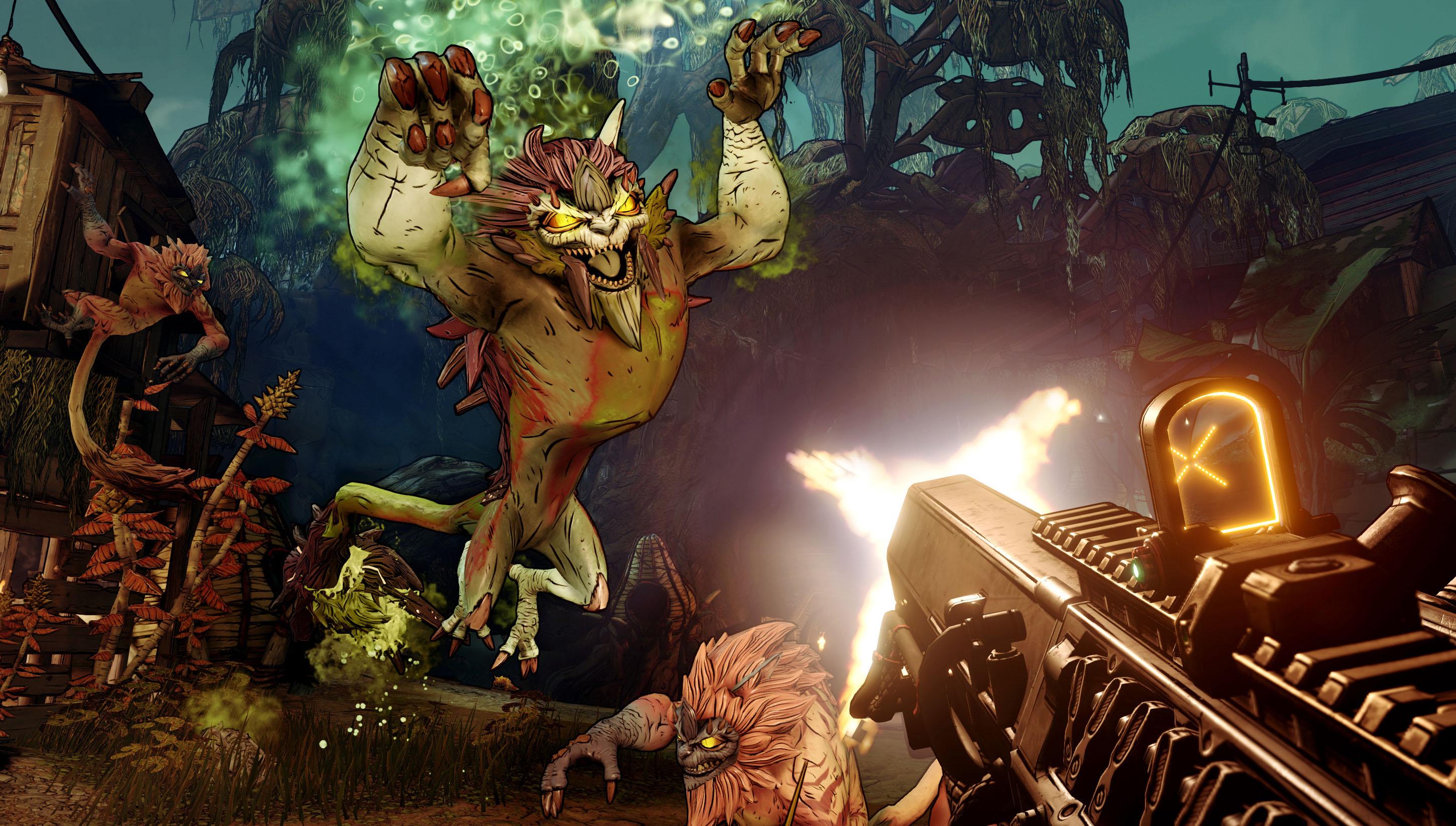 Borderlands 3: The best guns   PC Gamer