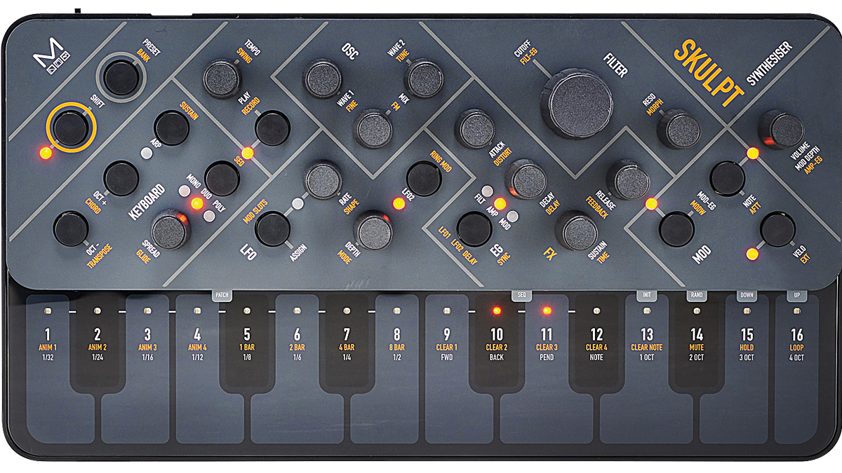 Modal Electronics SKULPT Virtual Analogue Polyphonic Synthesiser