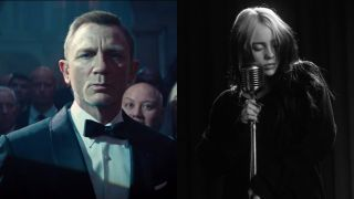 Daniel Craig and Billie Eilish, No Time To Die