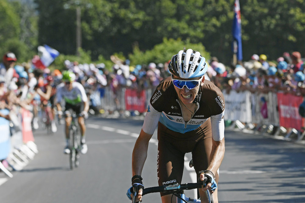 Romain Bardet will be aggrieved at the inclusion of another team time trial  (Sunada) b37410d83