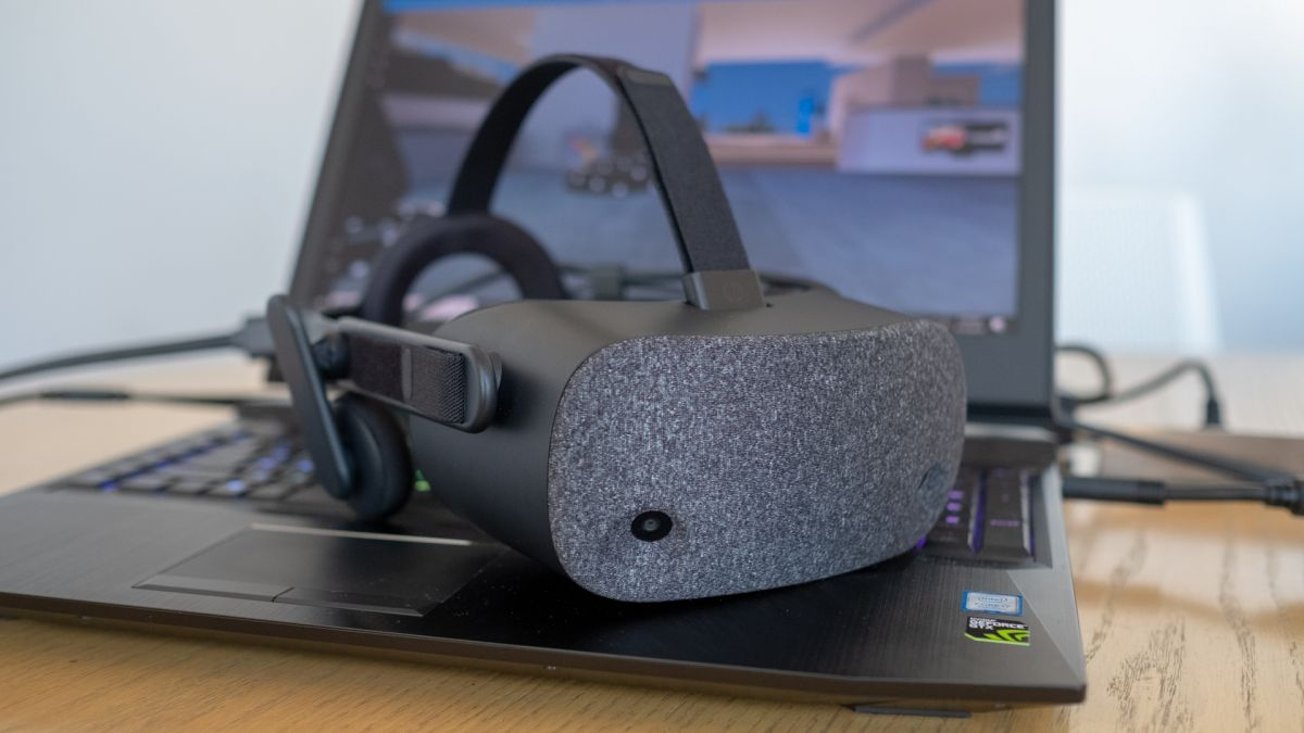 Hands on: HP Reverb Virtual Reality Headset review