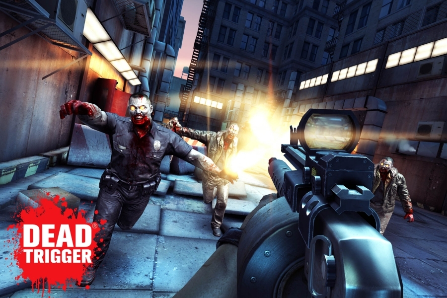 Dead Trigger, Zombie FPS Announced For Tegra 3 Powered Phones #22255