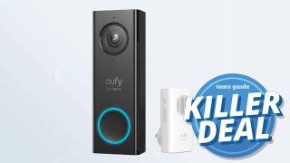 eufy 2K Video Doorbell