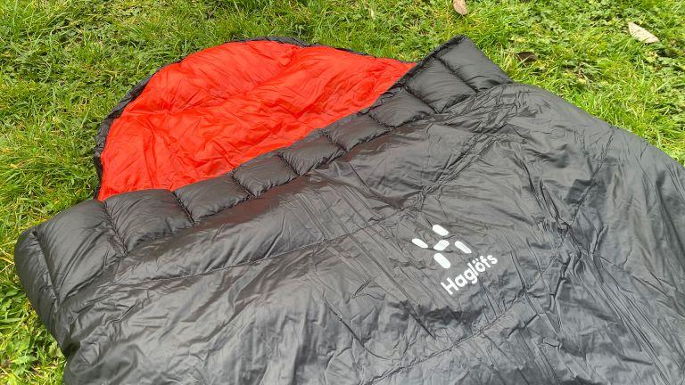 Haglofs LIM Down +1 sleeping bag review