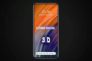 Xioami 3D camera phone