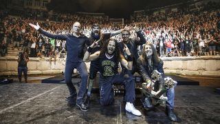 Sons Of Apollo share their performance of Just Let Me Breathe from Live With The Plovdiv Psychotic Symphony