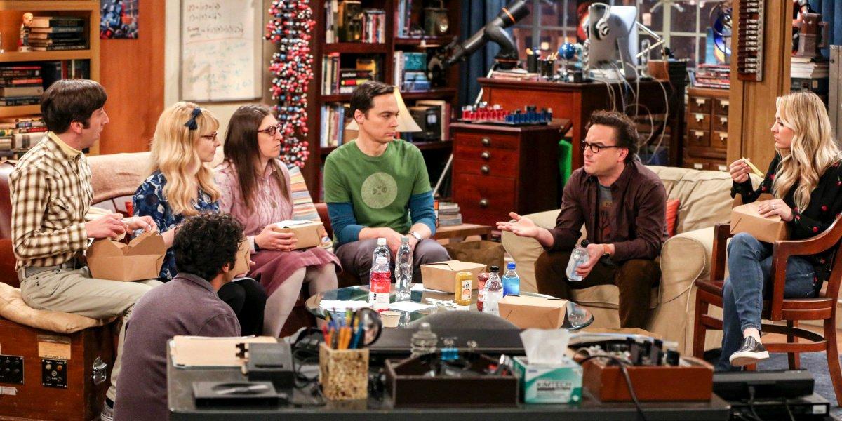 the big bang theory cast cbs