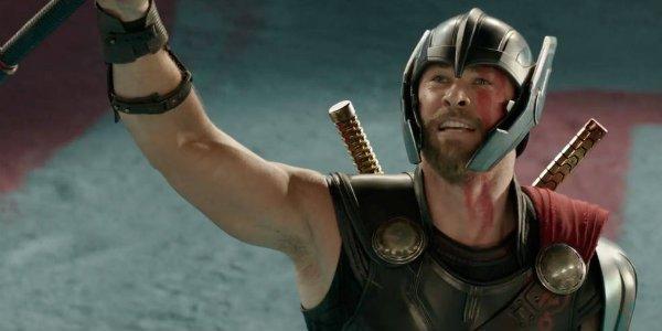 Thor ragnarok chris hemsworth we know each other